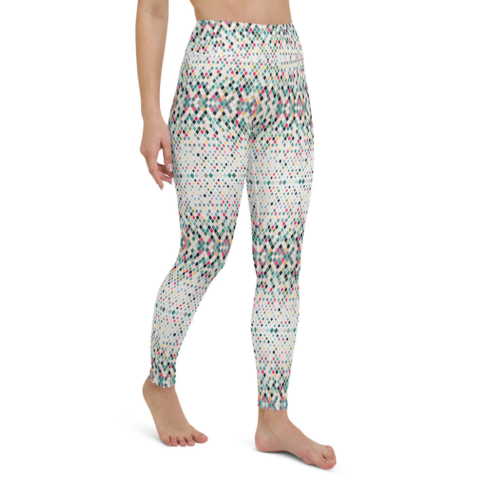 Bennas High Waisted Yoga Legging by adaneth