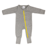 TWO-WAY ZIP ONESIE // NEON NIGHTS
