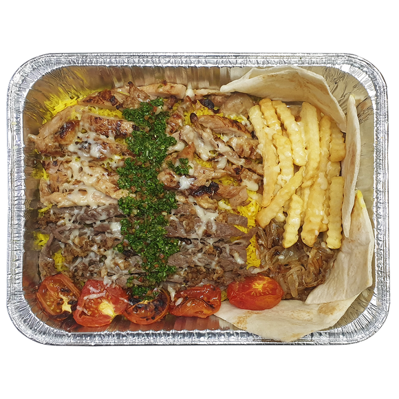 Ultimate Shawarma Rice (3-4pax)