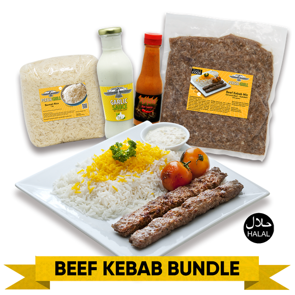 Signature Kebab Bundle (4-5 pax)