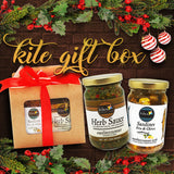Kite Gift Box (Ultimate Herb Sauce and Sardines, Feta & Olive)