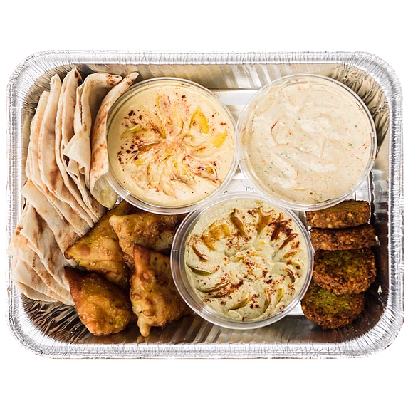 Mezze Family Sampler (Vegan Favorite)
