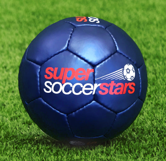 Soccer Stars Ball w/ Pump