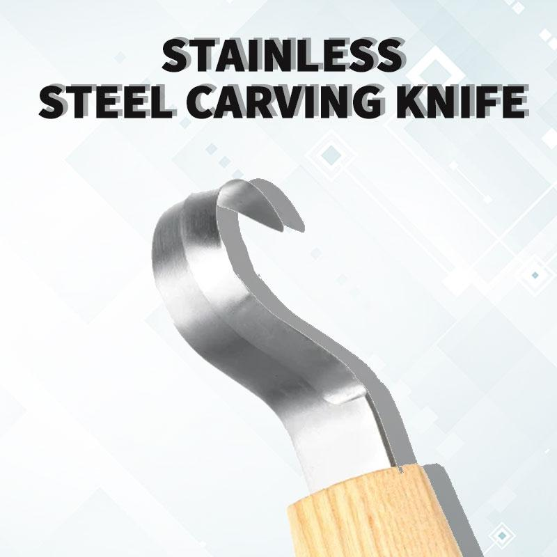 Glowsky™ Curve Carving Knife