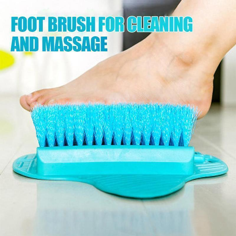 Foot Scrubber Brush - Feet SPA Massager