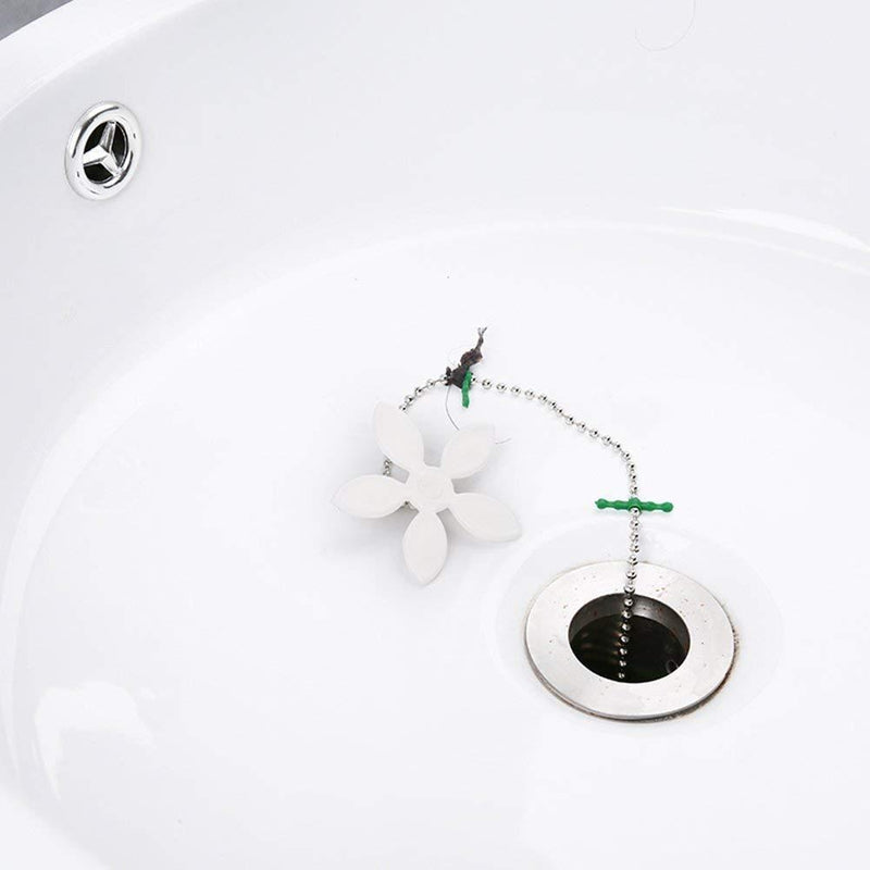 Shower Drain Hair Catchers, 5pcs