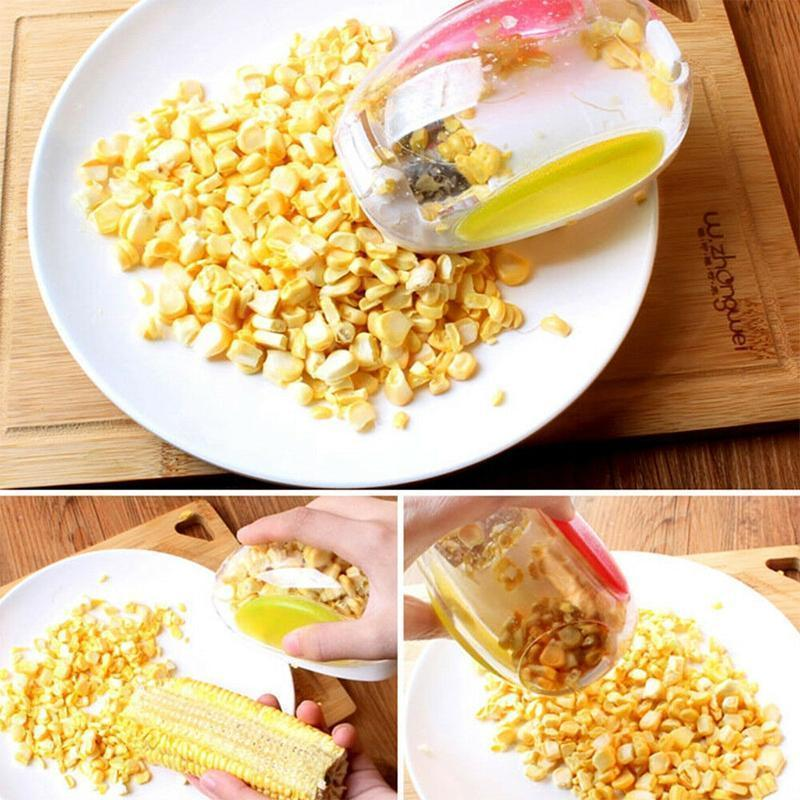 Quick Easy Corn Strip