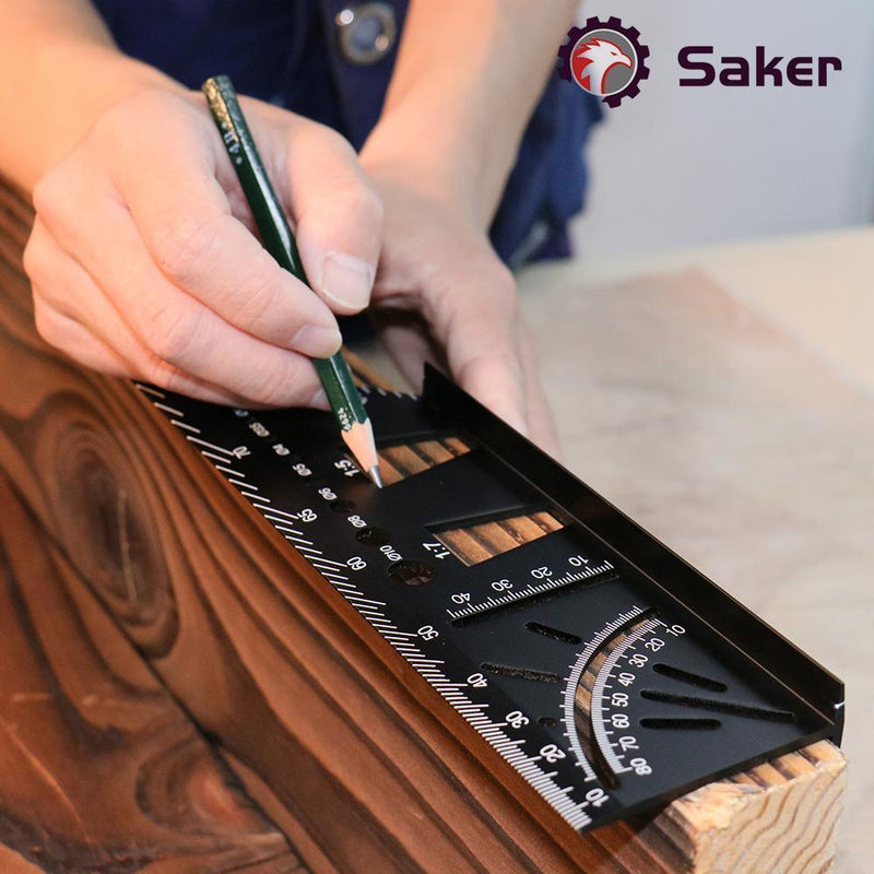 Saker® 90 Degree Alloy Material Carpenter's Tool