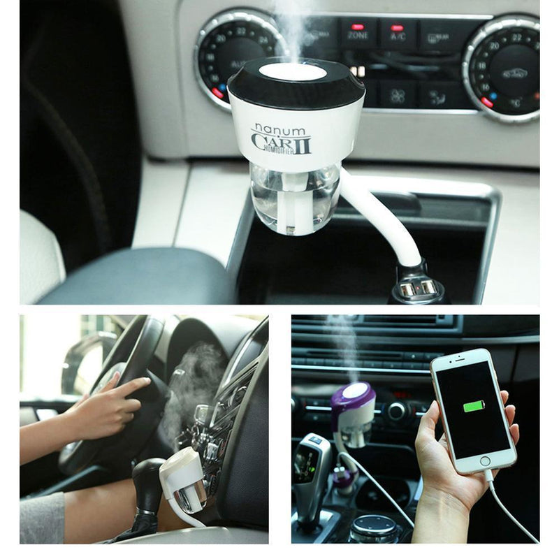 Car Air Purification Humidifier