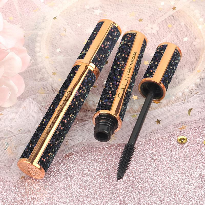 Glowsky™ Waterproof Silk Fiber Thick Mascara