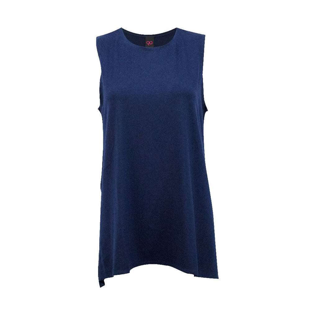 sleeveless-tank-blue-active-wear-tank