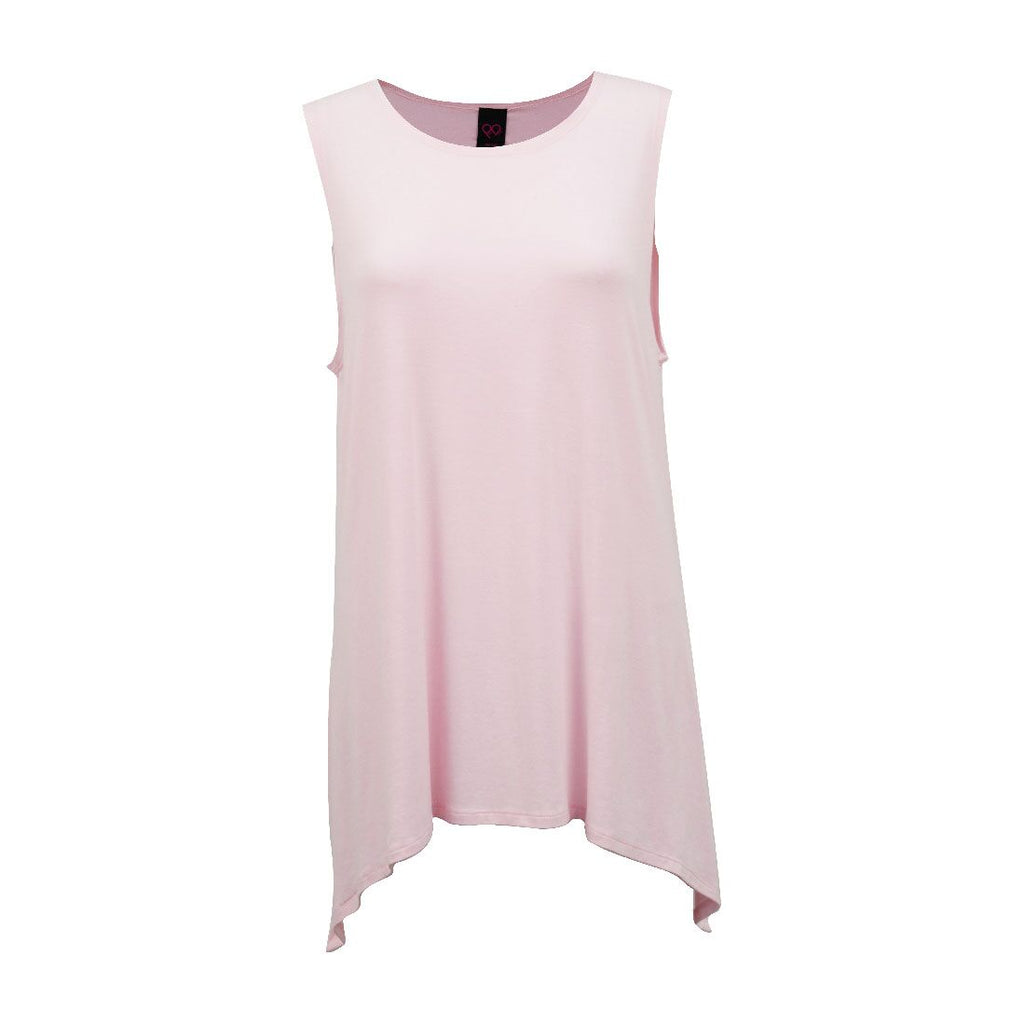 pink-tank-sleeveless-viscose-active-wear-women