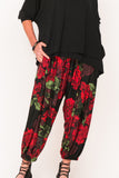 Mavis Full Active Pants - Spanish Dancer - One Size