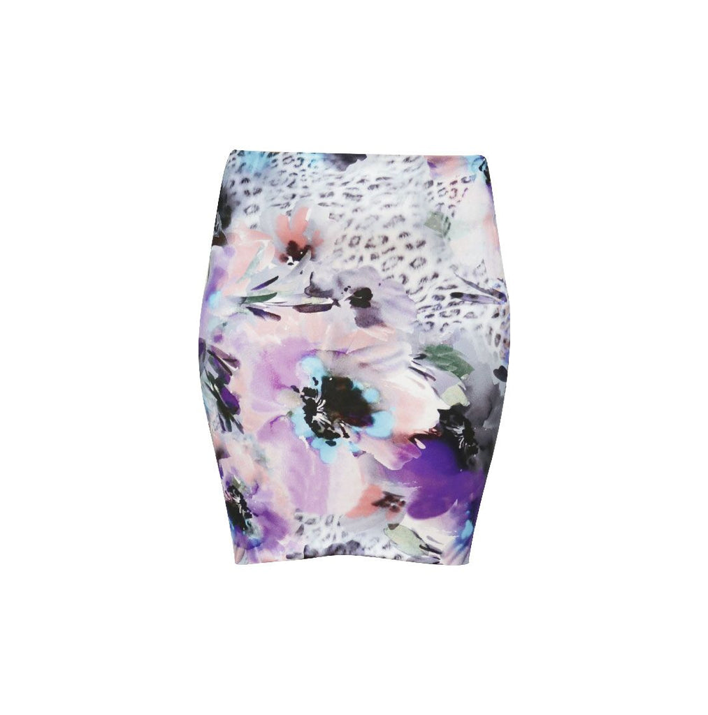 Blanche Skirt - Mauve Distraction - One Size