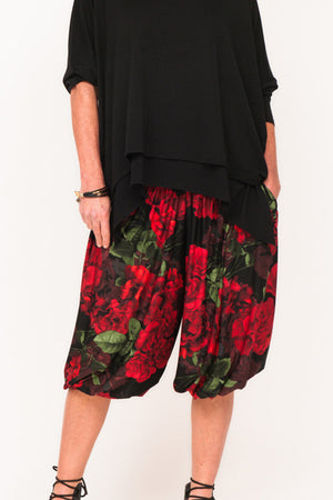 Phyllis Bloomin Active Pants - Spanish Dancer - One Size