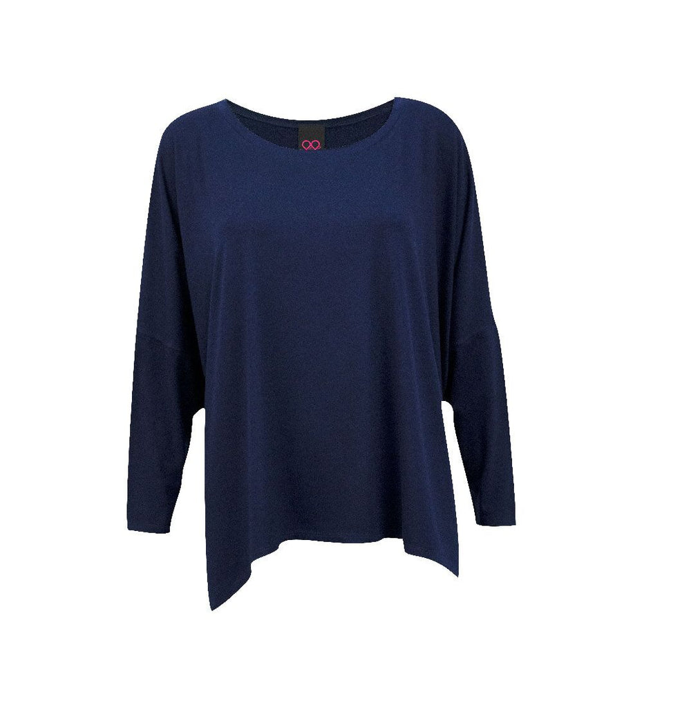 older-womens-leisurewear-sweater-navy-viscose