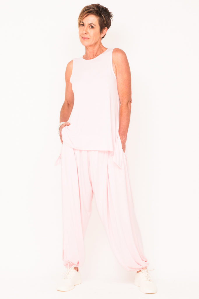 womens-tracksuit-sleeveless-tank-mature-women-track-pant