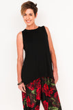 marigold-sleeveless-tank-ebony-older-womens-fashion-fashion-over-40