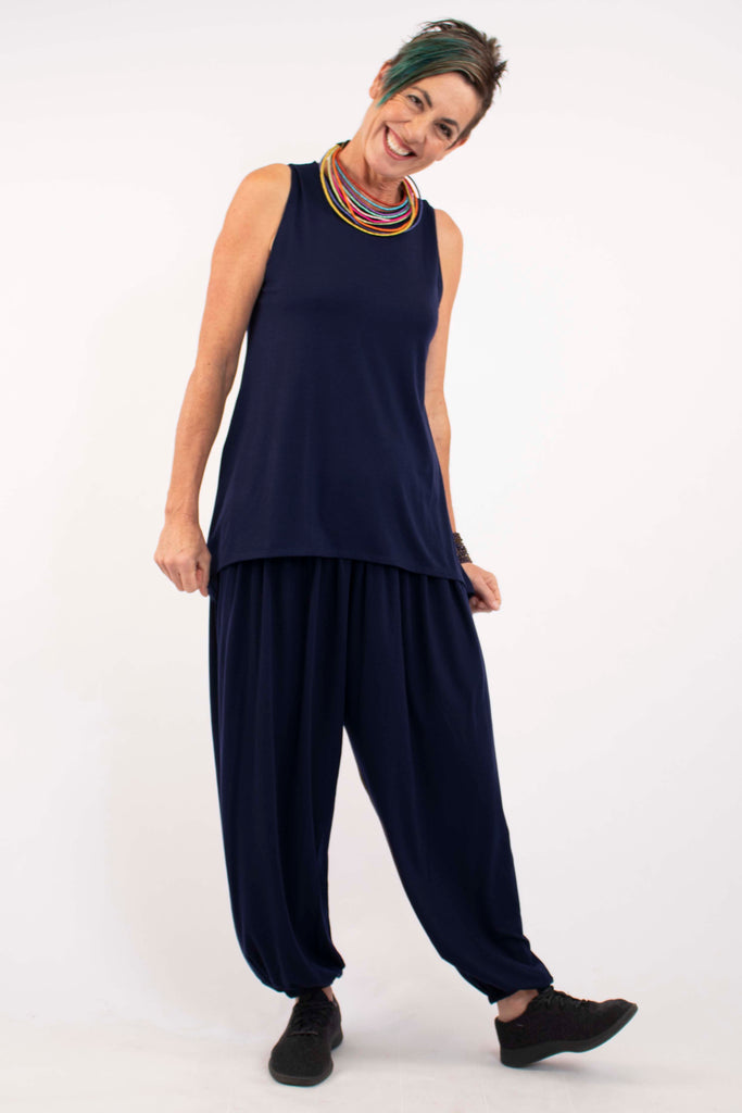 women-over-40-tank-blue-a-track-pant-blue-leisurewear