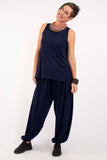 designer-navy-tracksuit-tank-track-pant-fashion-over-50