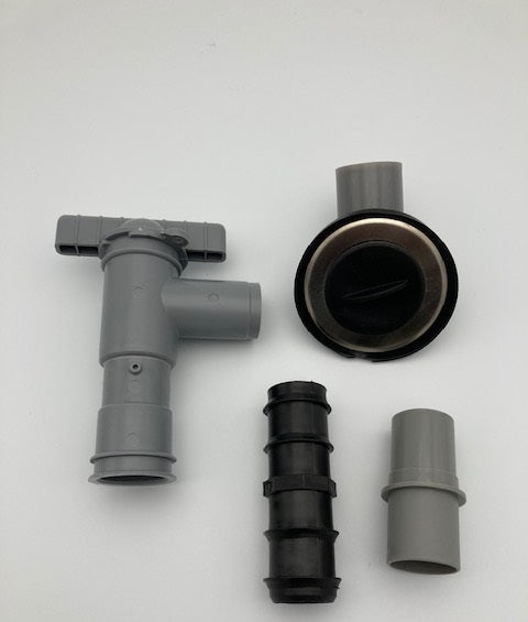 Waste Spares / Plug Outlets / Pipe Fittings .