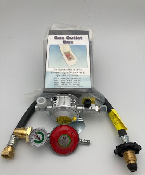 Gas Hoses / Regulators / Parts