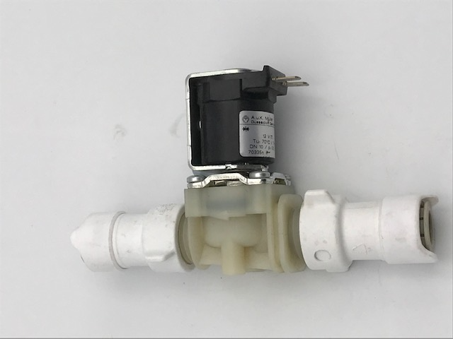 Whale - Water System - Solenoid Valve - 12 mm Push Fit - WU1273