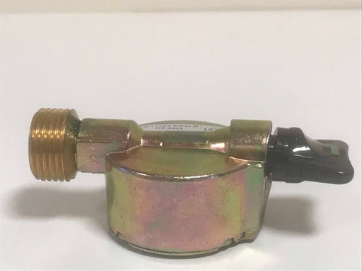 21 mm Butane Gas Clip On Pigtail Adaptor - 513