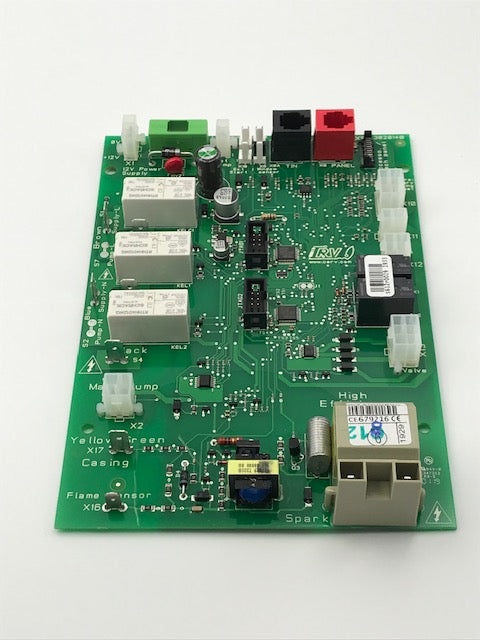 ALDE Water Heater - 3kw PCB- HE 3020 Boiler - 3020-140 - Caratech Caravan Parts