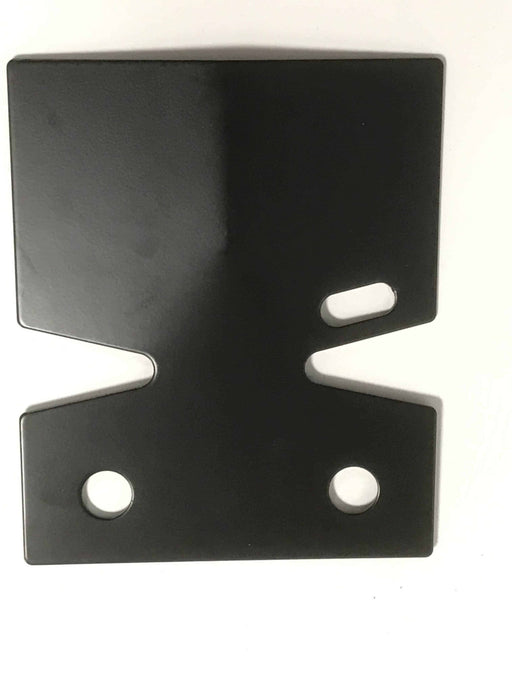 Black Bump Plate - PH940 - Caratech Caravan Parts