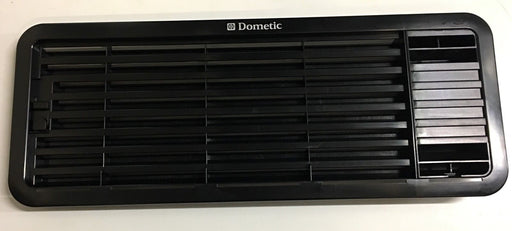 Dometic Fridge Upper Grill / Vent + Mesh - AS1620 - Black - 9500000932