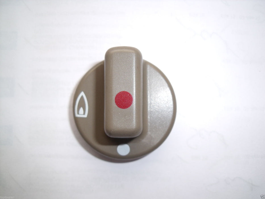 Dometic Fridge Gas F.F.D. Knob – 2951289103 - Caratech Caravan Parts