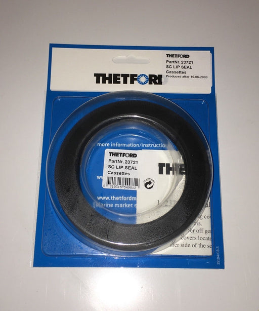 Thetford Cassette Toilet SC234/C200 Lip Seal - 23721 - Caratech Caravan Parts