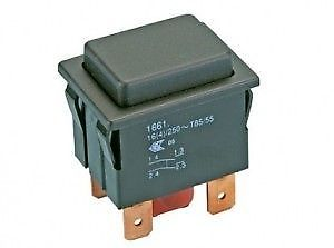 Thetford Toilet SC200 Flush Switch – 23716 - Caratech Caravan Parts