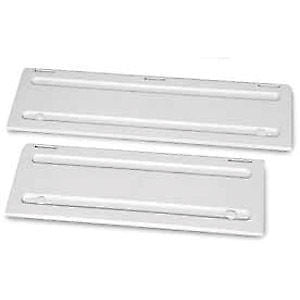 Dometic Fridge Winter Vent Covers - White - 9105900018 - Caratech Caravan Parts