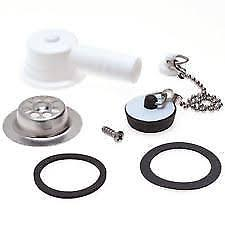 Dometic Sink Drain Plug / Waste Outlet Kit– 44990001354 - Caratech Caravan Parts