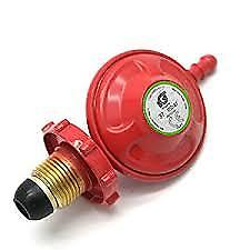 LPG Gas Regulator Propane 37 Mbar - Handwheel - IGT A300i - Caratech Caravan Parts