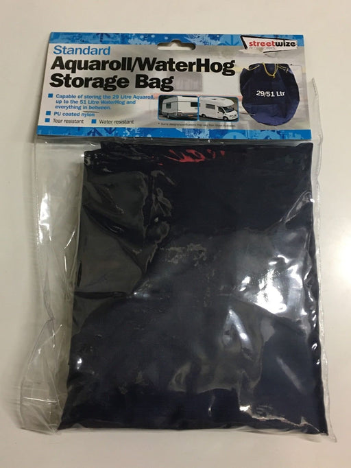 Aqua Roll /Water Hog Storage Bag - Blue - ARB - Caratech Caravan Parts