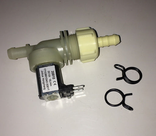 Thetford Cassette Toilet Electric Valve – 23709 - Caratech Caravan Parts