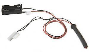 Thetford Toilet LED Light Wiring Harness and Battery Holder - 23738 - Caratech Caravan Parts