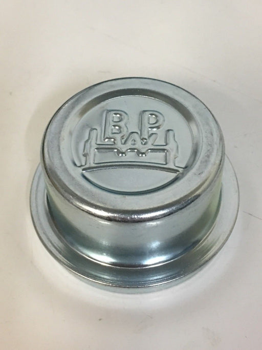 BPW Metal Grease Dust Wheel Hub Cap - 64.5mm - JL 2525 - Caratech Caravan Parts