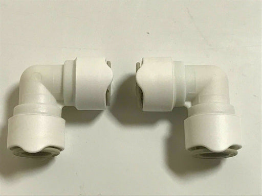 Whale Equal Elbow Push Fit - 15 mm Twin Pack - WX1503 - Caratech Caravan Parts