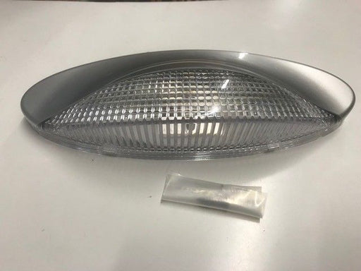 Ring Premium Halogen  Awning Light - Silver - RC7810 - Caratech Caravan Parts