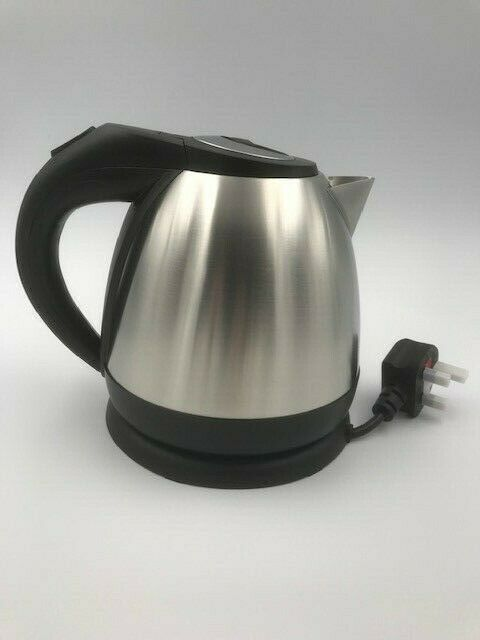 Thirlmere Cordless Low Wattage Kettle 1.2L - PO218 - Caratech Caravan Parts