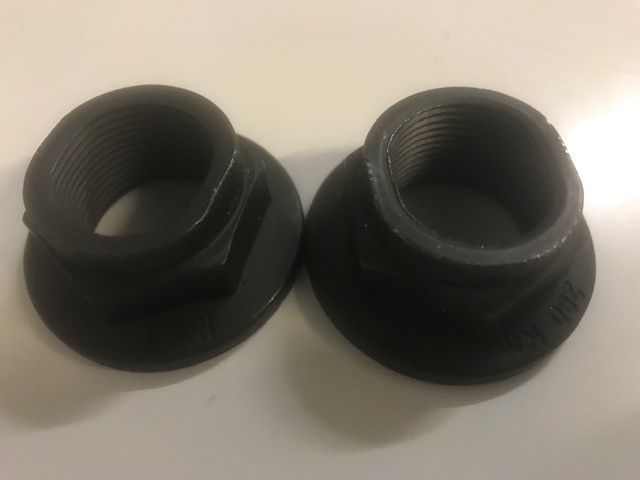 Caravan / Trailer - BPW - Small - 2 x 32 mm One Shot Nuts - 2526 - Caratech Caravan Parts