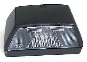 Number Plate Lamp -12 Volt  With Bulb - Jokon K415 - Caratech Caravan Parts