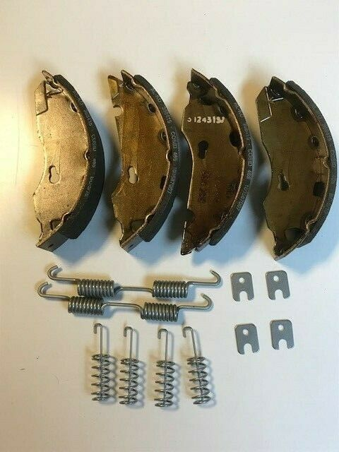 Alko Caravan 1637 Brake Shoe Kit -1389237 - Caratech Caravan Parts