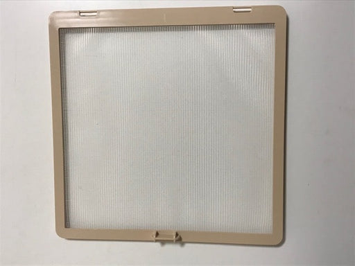 MPK Flynet Beige 280 x 280mm - 900085 - Caratech Caravan Parts