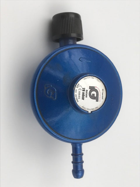 Camping Gaz -Butane Gas Regulator - 28 Mbar