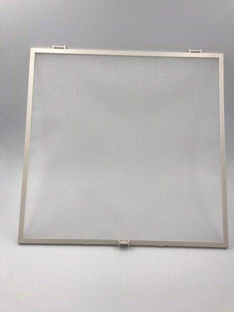 Hartal 400 x 400 Flynet White - 25.2937.9901 - Caratech Caravan Parts